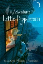 The Adventures of Lettie Peppercorn cover image
