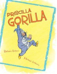 Priscilla Gorilla cover image