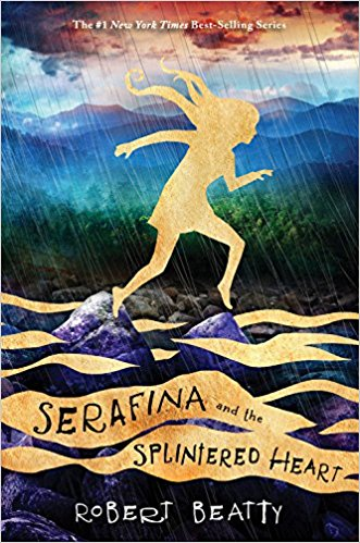 Serafina and the Splintered Heart cover image