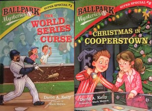 Christmas in Cooperstown cover image