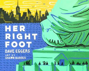 Her Right Foot cover image