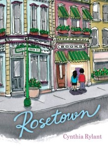 Rosetown cover image