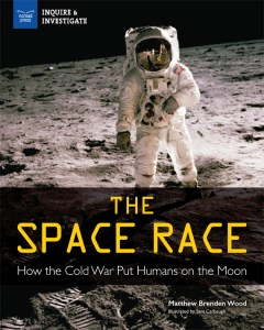 The Space Race cover image