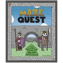 Maze Quest cover image