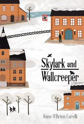 Skylark and Wallcreeper cover image