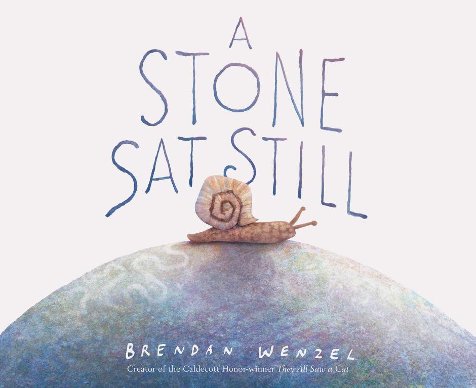 A Stone Sat Still cover image