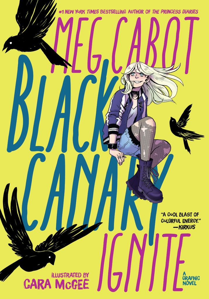 Black Canary Ignite cover image