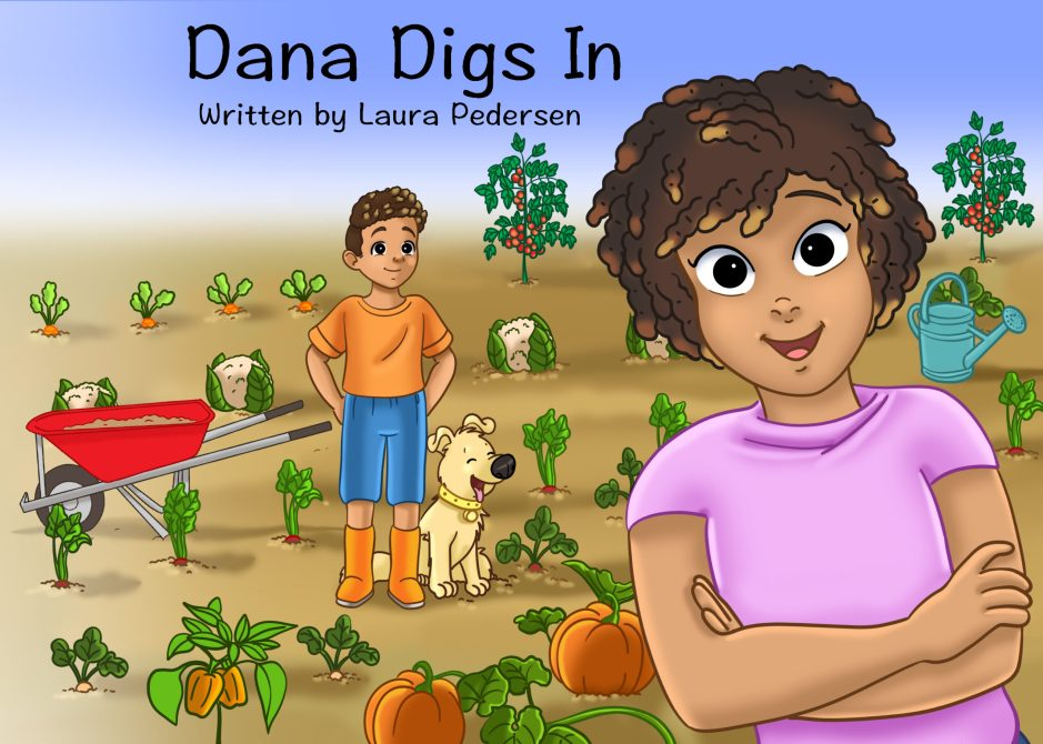 Dana Digs In cover image