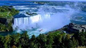 Beautiful Niagara Falls