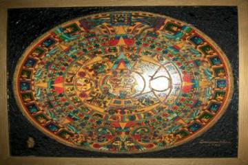 Mayakultur Kalender
