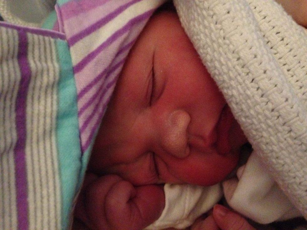 Jesse - Baby Cancerian