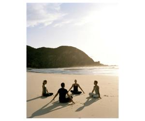 Meditation Beach