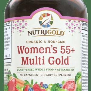 NutriGold Women's 55+ Multi Gold Multivitamin
