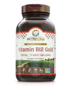 NutriGold B-12 Gold
