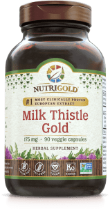 NutriGold Milk Thistle Gold