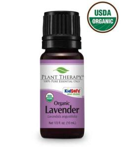 Plant Therapy - Lavender ORGANIC Essential Oil