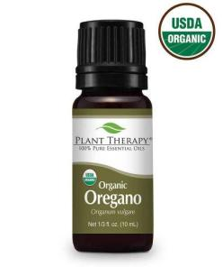 Plant Therapy -  Oregano ORGANIC Essential Oil