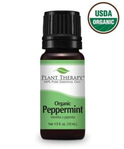 Plant Therapy - Peppermint ORGANIC Essential Oil