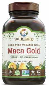 Nutrigold - Maca Gold