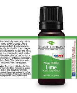 Plant Therapy - Lime Essential Oil