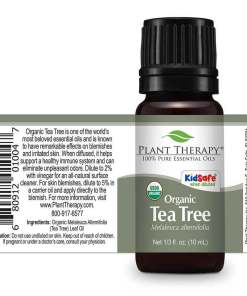 Plant Therapy - Tea Tree ORGANIC Essential Oil