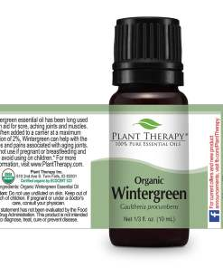 Plant Therapy - Wintergreen ORGANIC Essential Oil