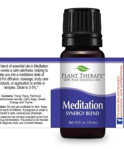 Plant Therapy Essential Oils Meditation