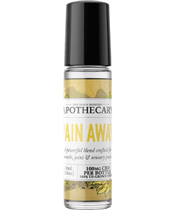 Brothers Apothecary Pain Away CBD Essential Oil Roller