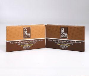 CBD Living - Chocolate Bar - 200mg