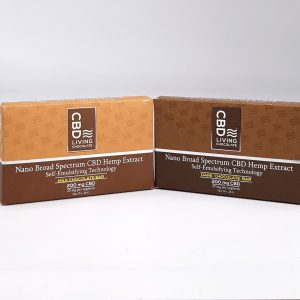 CBD Living - Chocolate Bar - 200mg