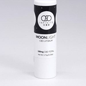 Infinite CBD Moonlight Lip Balm. CBD Lip Balm. 100mg CBD total