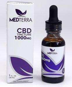 Medterra Tasteless CBD Oil - 1000mg**THC FREE**. Helps relieve inflammation, anxiety, pain, and stress. Medterra CBD near me. CBD near me.