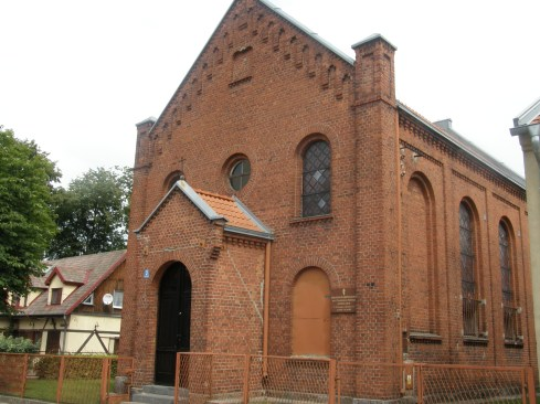 Former synagogue