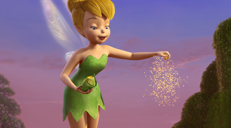 Photo Courtesy of Disney Fairies--Tinker Bell Movie (fairies.disney.com)