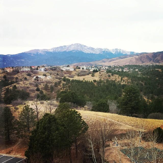 Colorado Springs Marriott - Mountain View