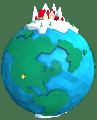 Tracking Santa - Motherhood and Beyond