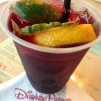 Disney Drink of the Day: Beso Del Sol Red Sangria