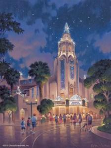 Carthay Circle Theater Disneyland Diamond Celebration