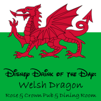 Disney Drink Of The Day: Welsh Dragon - Epcot Series