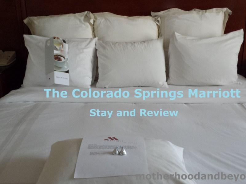 The Colorado Springs Marriott