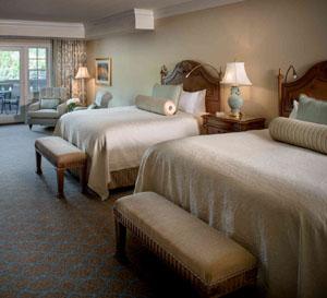 Queen Premier Room at The Broadmoor