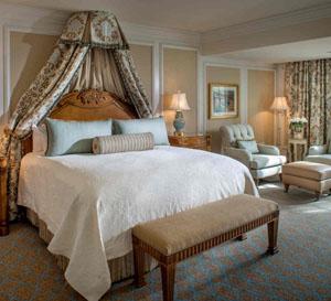 King Premier Room at The Broadmoor