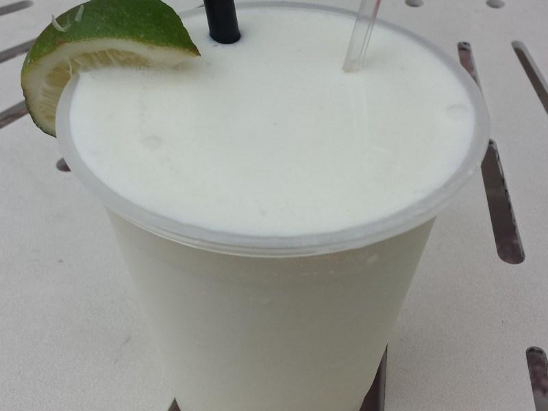 Key Lime Cooler