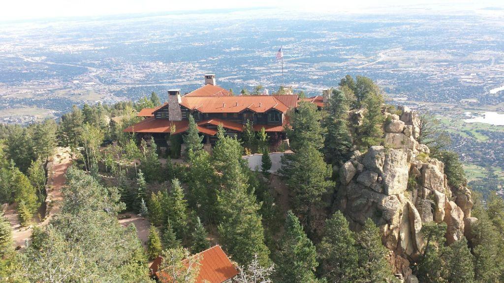 Cloud Camp - The Broadmoor Wilderness Experience