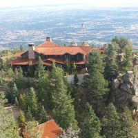 A Heavenly Spot - The Broadmoor's Cloud Camp
