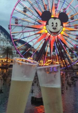 Disney Drink Of The Day - Piccini Prosecco