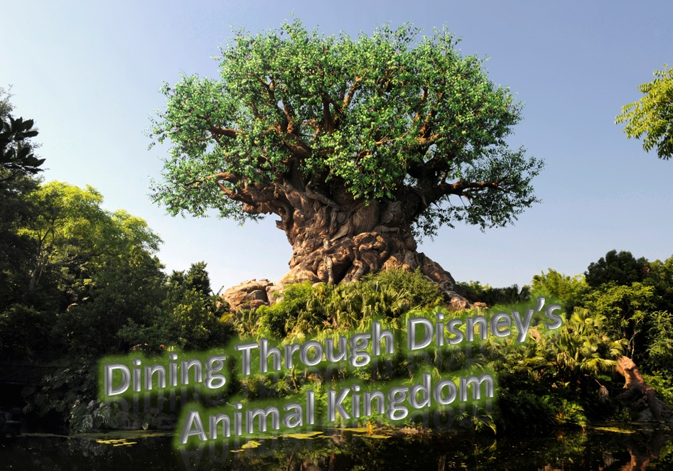 Dining through Disney's Animal Kingdom