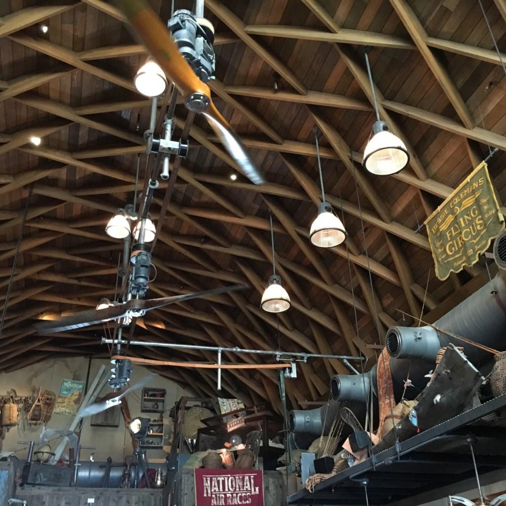 Jock Lindsey's Hangar Bar - Disney Spring