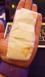 Huggies - Letters To Baby