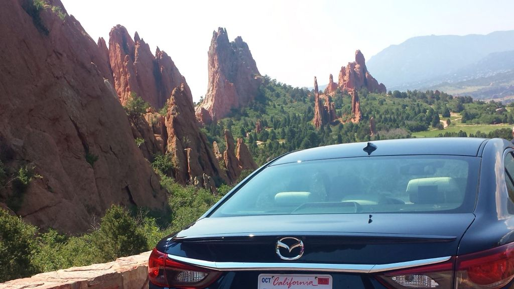 Mazda6 i Grand Touring Review